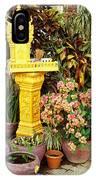 Khmer Shrine IPhone Case
