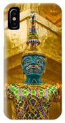 Khon Guard IPhone Case