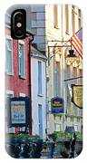 Killarney Ireland Storefronts 7690 IPhone Case