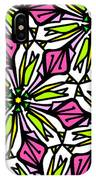 Kind Of Cali-lily IPhone Case