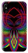 Kinetic Rainbow 30 IPhone Case