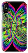 Kinetic Rainbow 55 IPhone Case