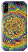 Kinetic Rainbow 60 IPhone Case