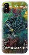 King Angelfish IPhone Case