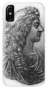 King James II Of England (1633-1701) IPhone Case