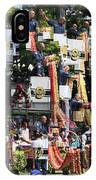 King Kamehameha Draped IPhone X Case
