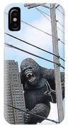 King Kong IPhone Case