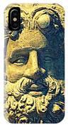 King Neptune  IPhone Case