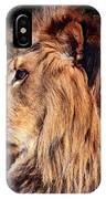 King Of Beast IPhone Case