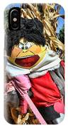 King Of Hearts Scarecrow By Diana Sainz IPhone Case