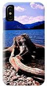 King Of The Driftwood IPhone X Case