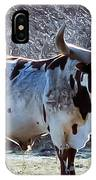 King Of The Herd IPhone Case