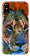 King Of The Wilderness IPhone Case