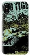 King Tiger 334 IPhone Case