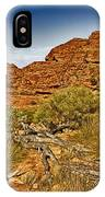 Kings Canyon-the Rim V2 IPhone Case