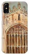 Kings College Chapel IPhone Case