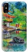 Kinkakuji  IPhone Case