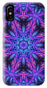 Kinnersley Vine Mandala IPhone Case