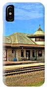 Kirkwood Station IPhone Case