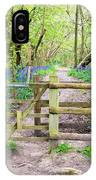 Kissing Gate IPhone Case