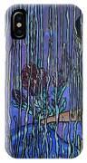 Kissing Rain IPhone Case