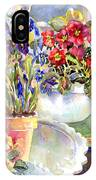 Kitchen Primrose IPhone X Case