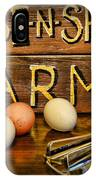 Kitchen  Rise And Shine IPhone Case