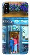 Kitty's In Kinsale Ireland IPhone Case