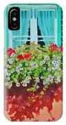 Kitzbuhel Window IPhone Case