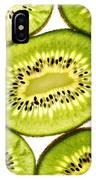 Kiwi Fruit IIi IPhone Case