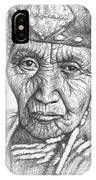 Klamath Woman IPhone Case