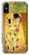 Klimt Collage IPhone Case