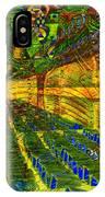 Klimt Covetous IPhone Case