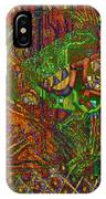 Klimt Honor IPhone Case