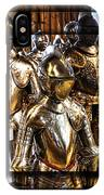 Knight And Friends IPhone Case