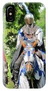 Knights In Shining Armor IPhone Case