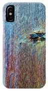 Knotty Plank #1b IPhone Case