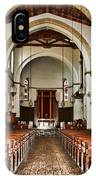 Knowles Memorial Chapel Rollins College 2 By Diana Sainz IPhone Case