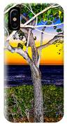 Ko Olina Tree In Sunset IPhone X Case