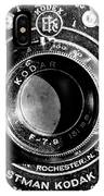 Kodak Brownie 2 IPhone Case