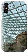 Kogod Courtyard #2 IPhone Case