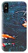 Koi 3 IPhone Case