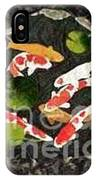 Koi Fest IPhone Case