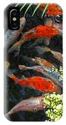 Koi Fish I IPhone Case