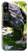 Komodo Island 1 IPhone Case