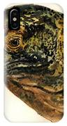 Komodo Monitor IPhone Case