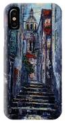 Korcula - Old Town - Croatia IPhone Case