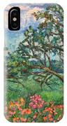 Kraft Avenue In Blacksburg IPhone Case
