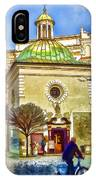Krakow Main Square Old Town  IPhone Case