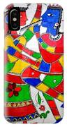 Krishna And Radha IPhone X Case